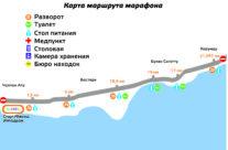 РСК БАНК 7-Международный марафон Кыргызстана «Run the Silk Road», памяти С. Джуманазарова