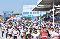 Иссык-Куль ШОС марафон Run the Silk Road 2021