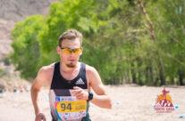 Международный марафон Run the Silk Road — SCO